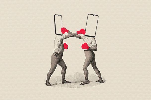 The Ringer Wars