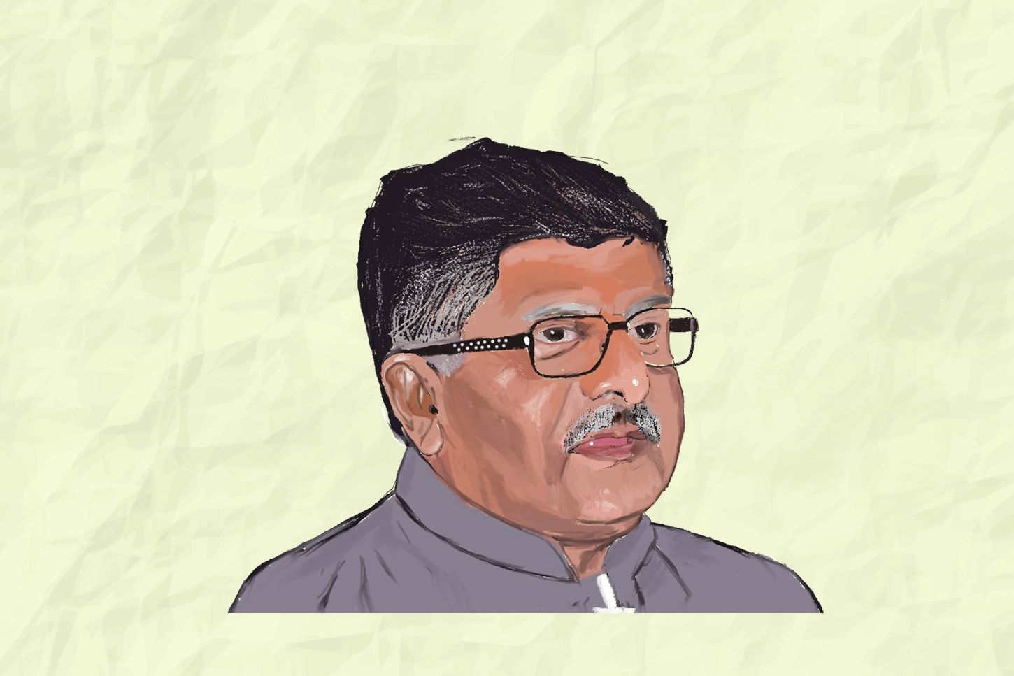 Why did Ravi Shankar Prasad make that comment?