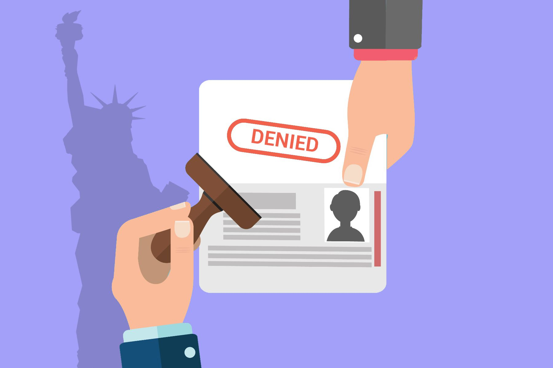 The H1B Visa Denial