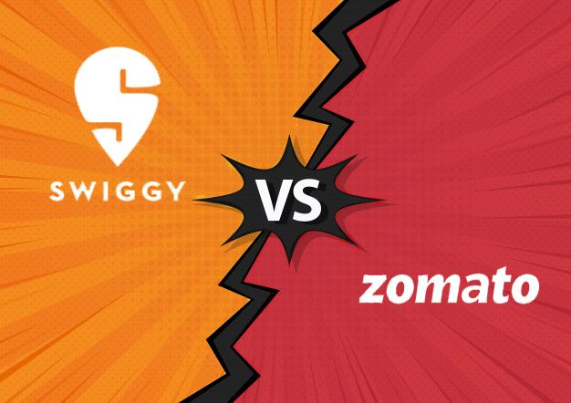 Zomato vs Swiggy