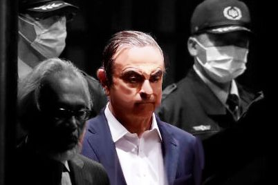 The Carlos Ghosn Affair