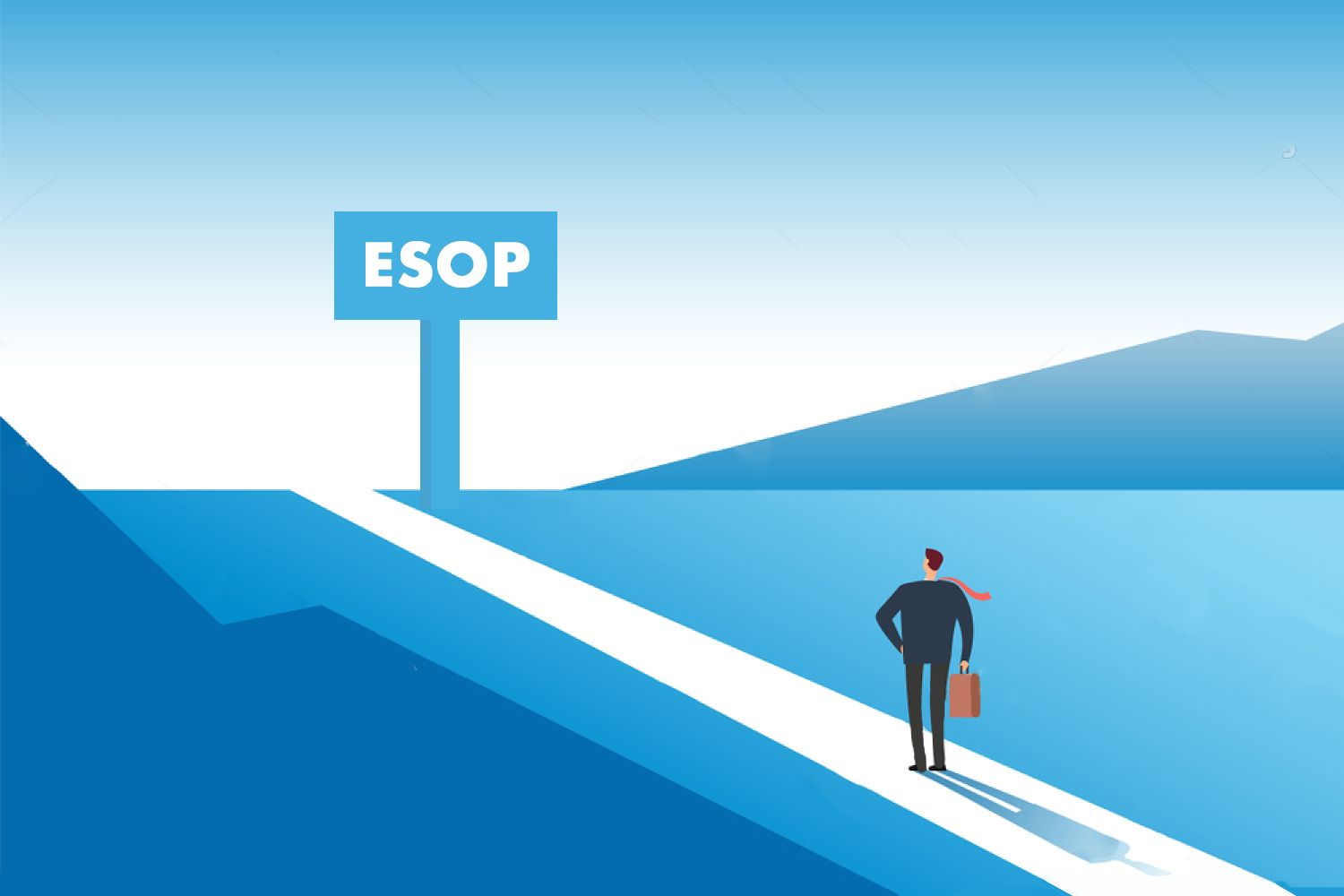The Absurd World of ESOP taxes