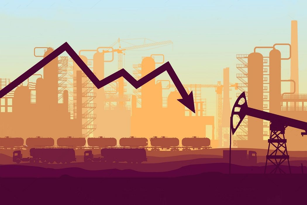Why oil prices have been tanking?