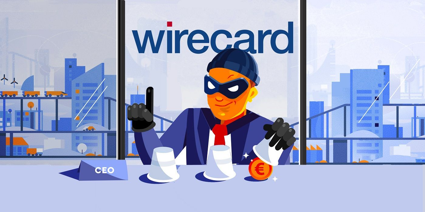 When €2 Billion went missing at Wirecard