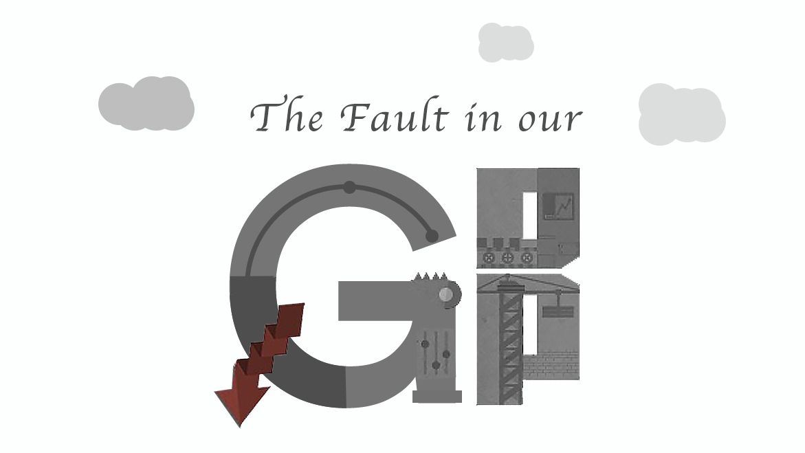 The Fault in our GDP