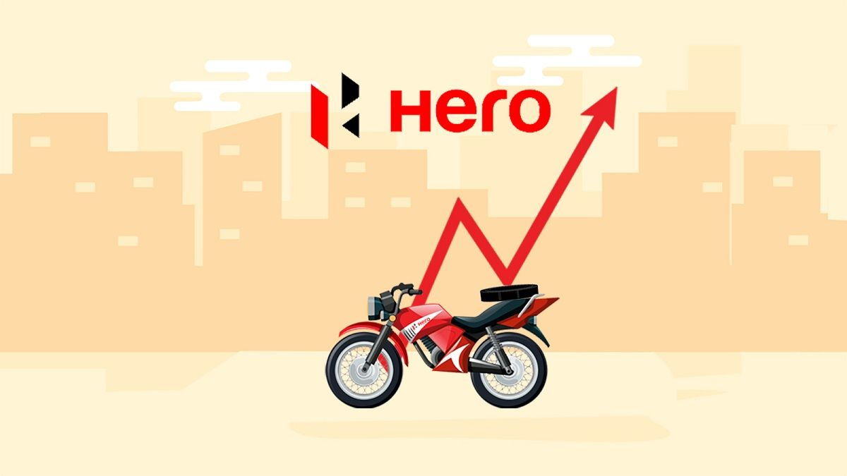 The changing fortunes of Hero MotoCorp.