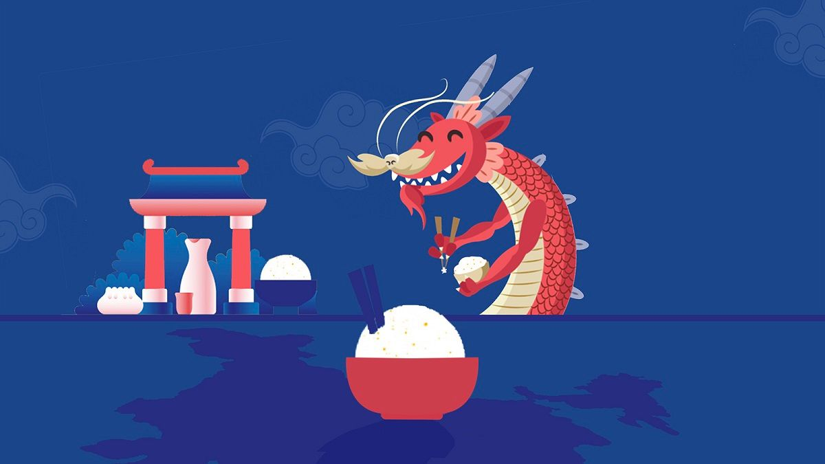 How Hungry is the Dragon?