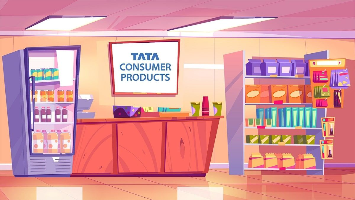 Tata's Consumer Product Play