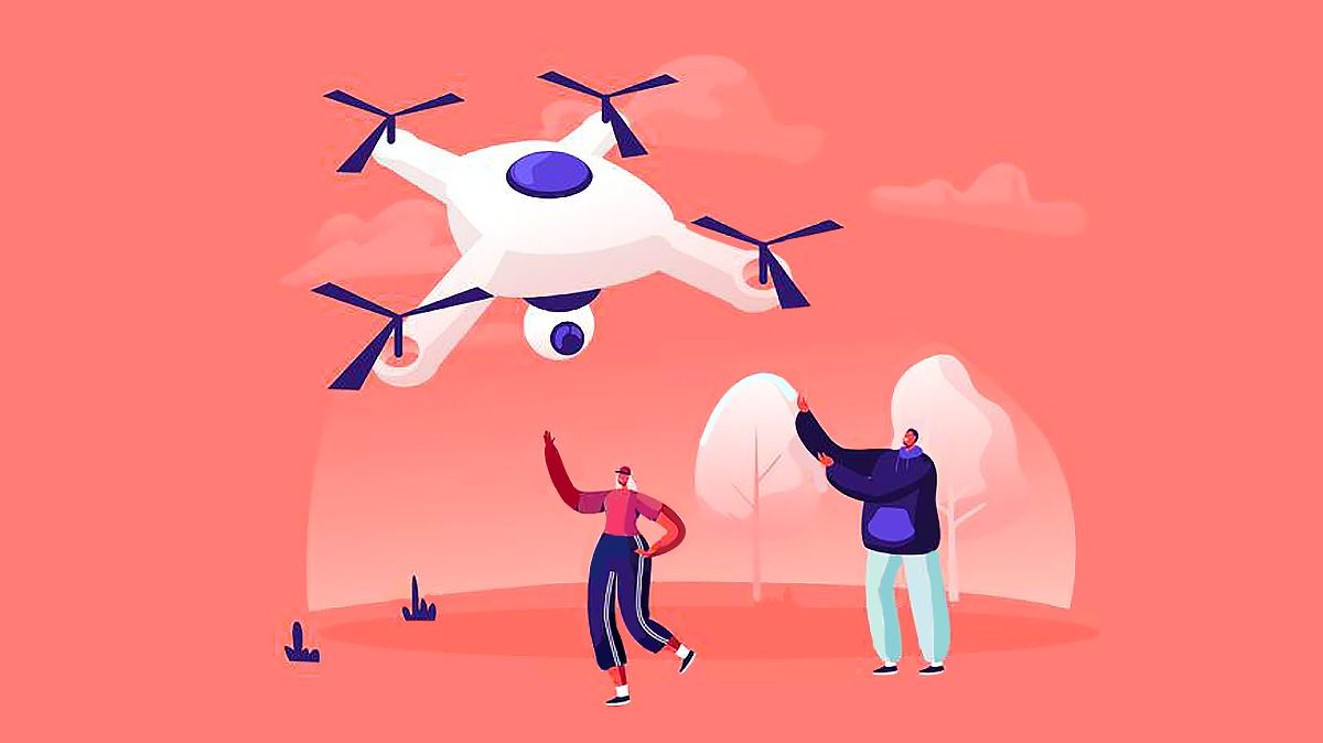 The Age of Drones