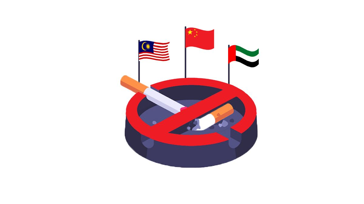 Don't smuggle thy cigarettes