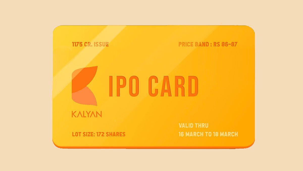 Kalyan Jewellers IPO