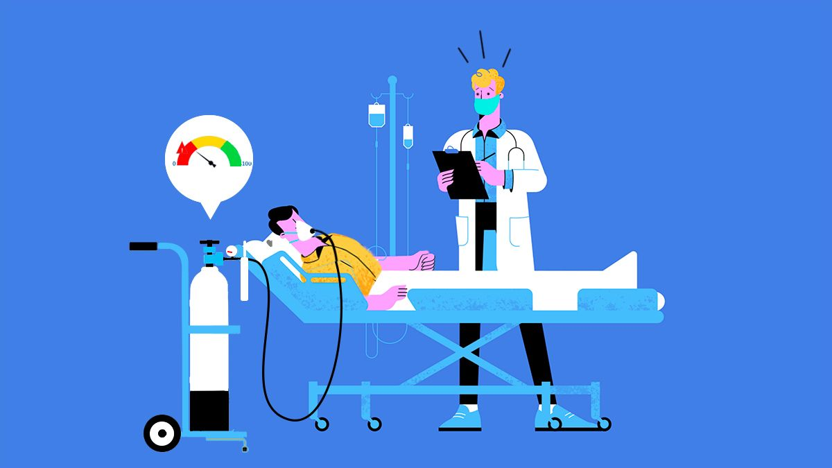 Why are we running out of medical oxygen?