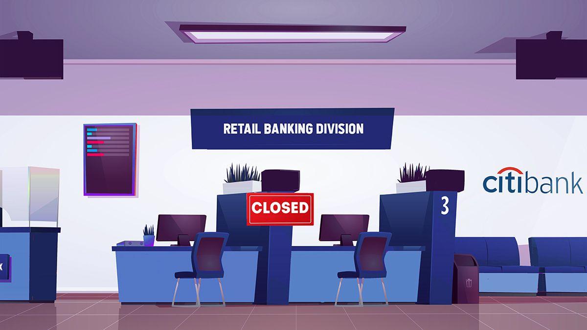 Citi's Retail Exit