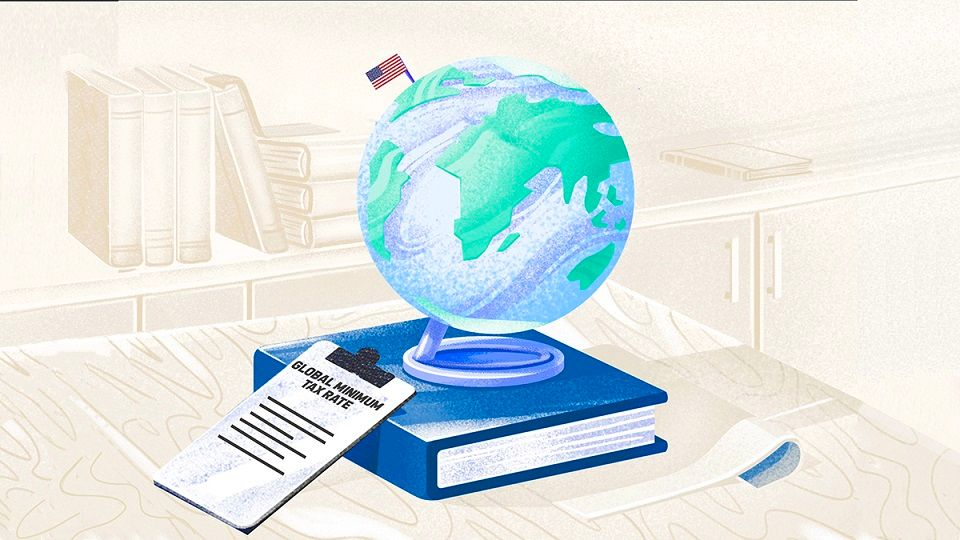 What is a Global Minimum Tax Rate?