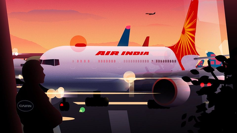 Will Cairn really seize and sell Air India's planes abroad?