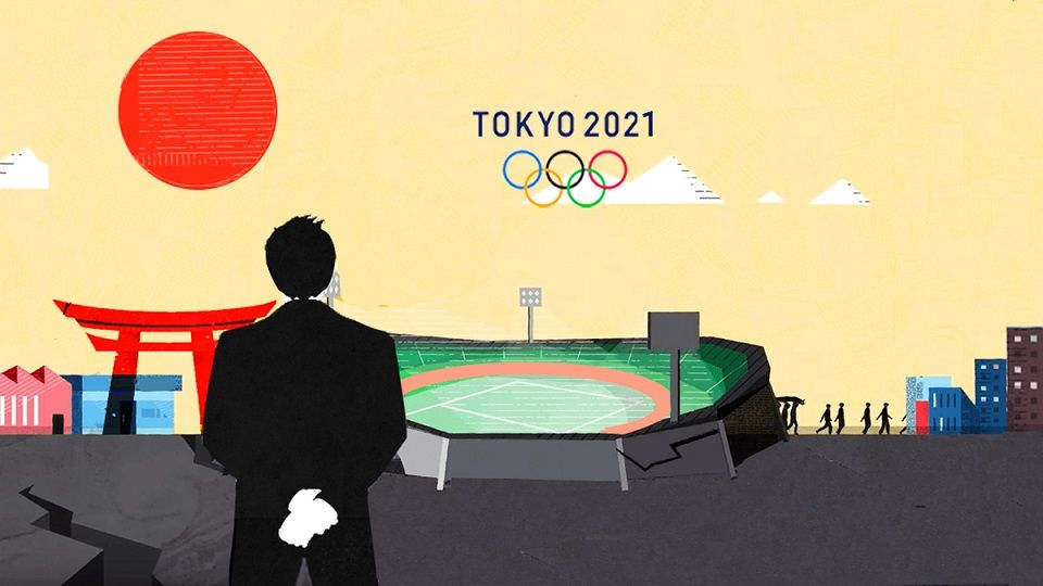 The Curse of hosting the Olympics