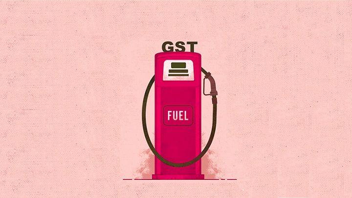 Why isn't fuel under GST?