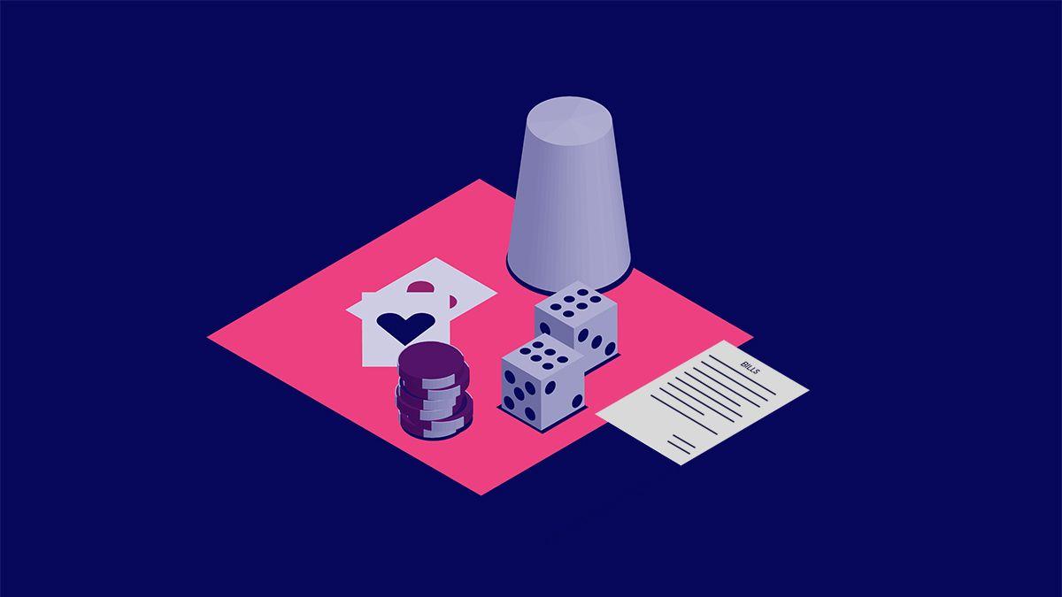 Weekly Wrapup: Bills and Gambles