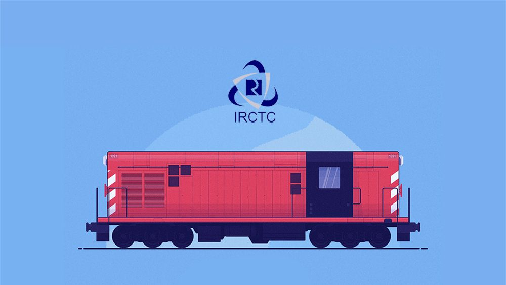 What's going on with IRCTC?