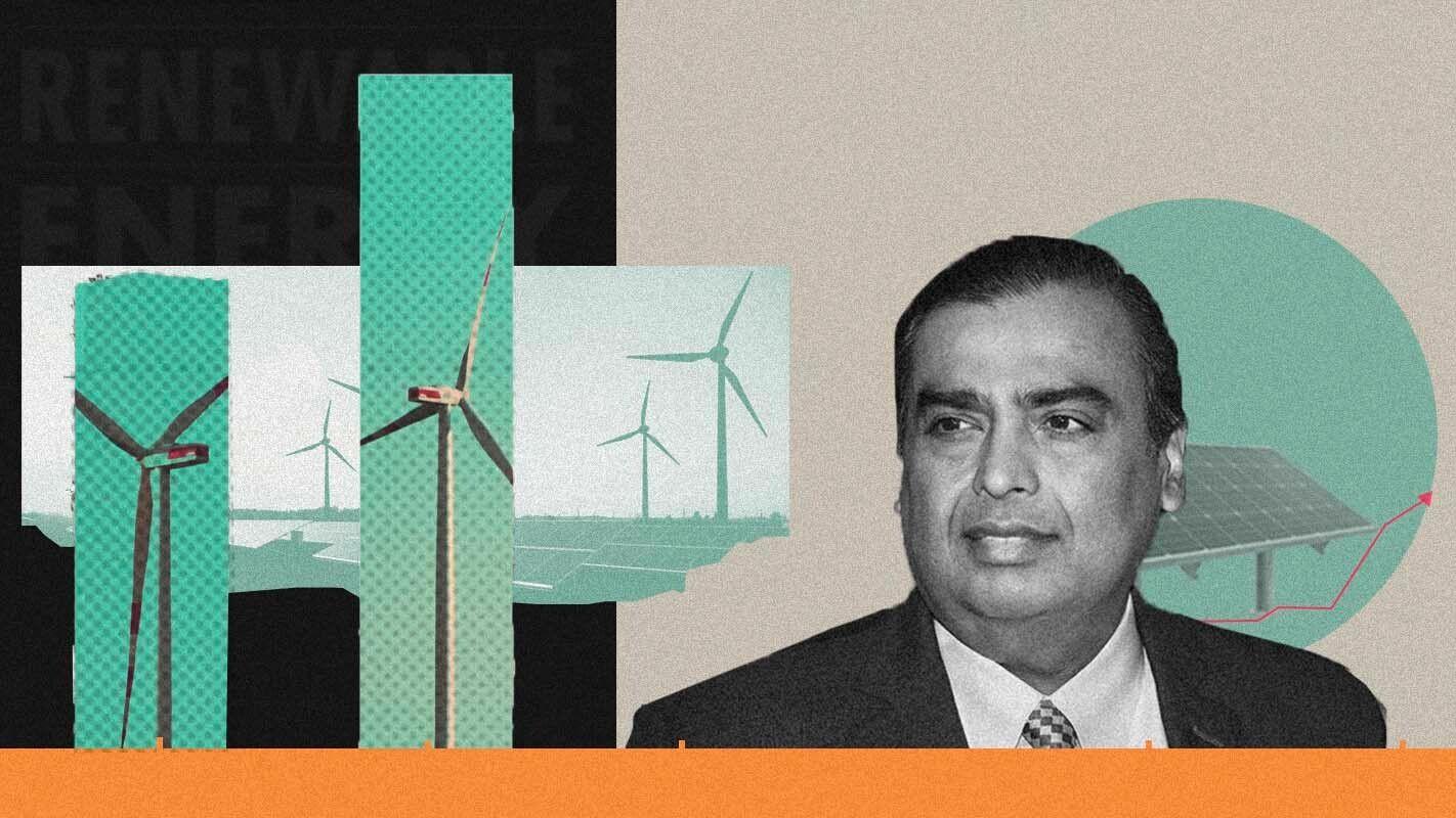 Why is Mukesh Ambani foraying into renewables now?