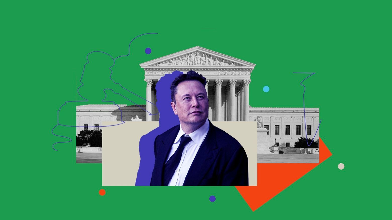Elon Musk's day in court
