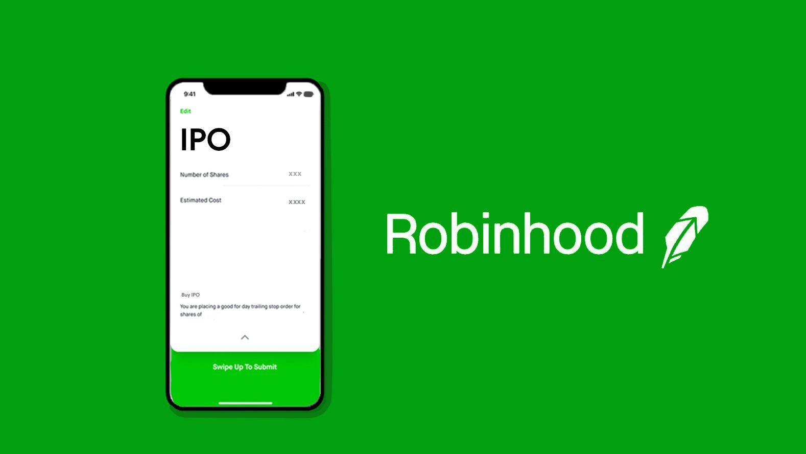 A look at Robinhood's IPO