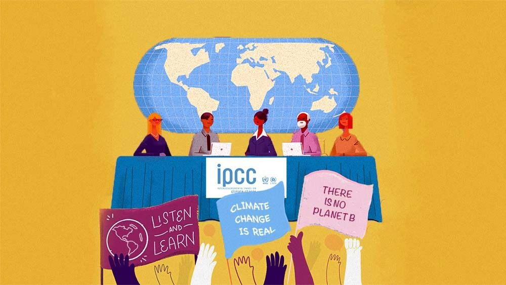 The extraordinary report on Climate Change