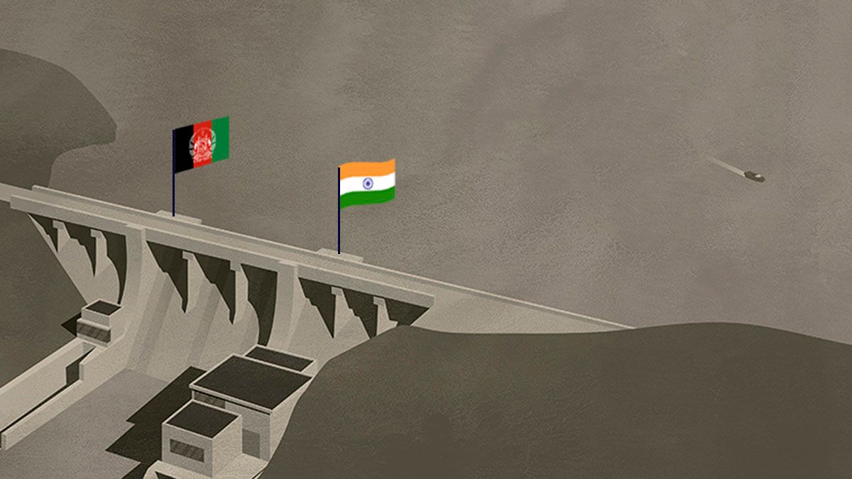 Why did India invest up to $3Bn in Afghanistan?