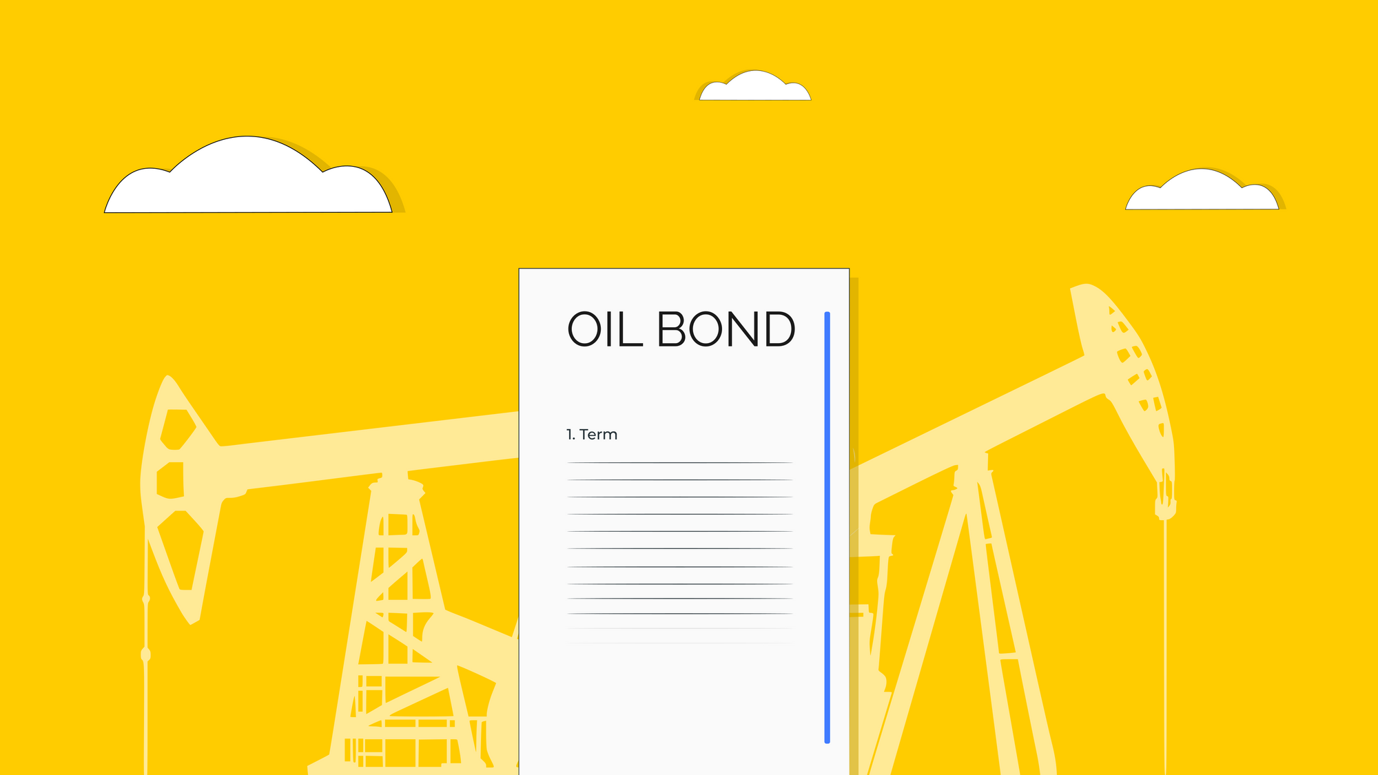 Are oil bonds to blame for the high fuel prices?