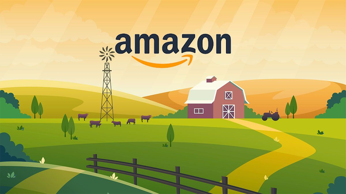 Is Amazon entering the agri-tech space?