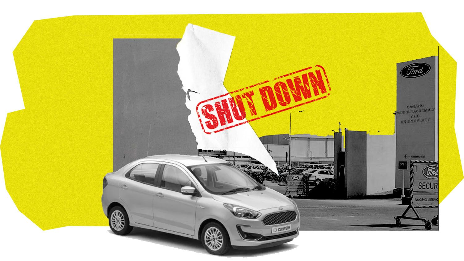 Why Ford decided to exit India