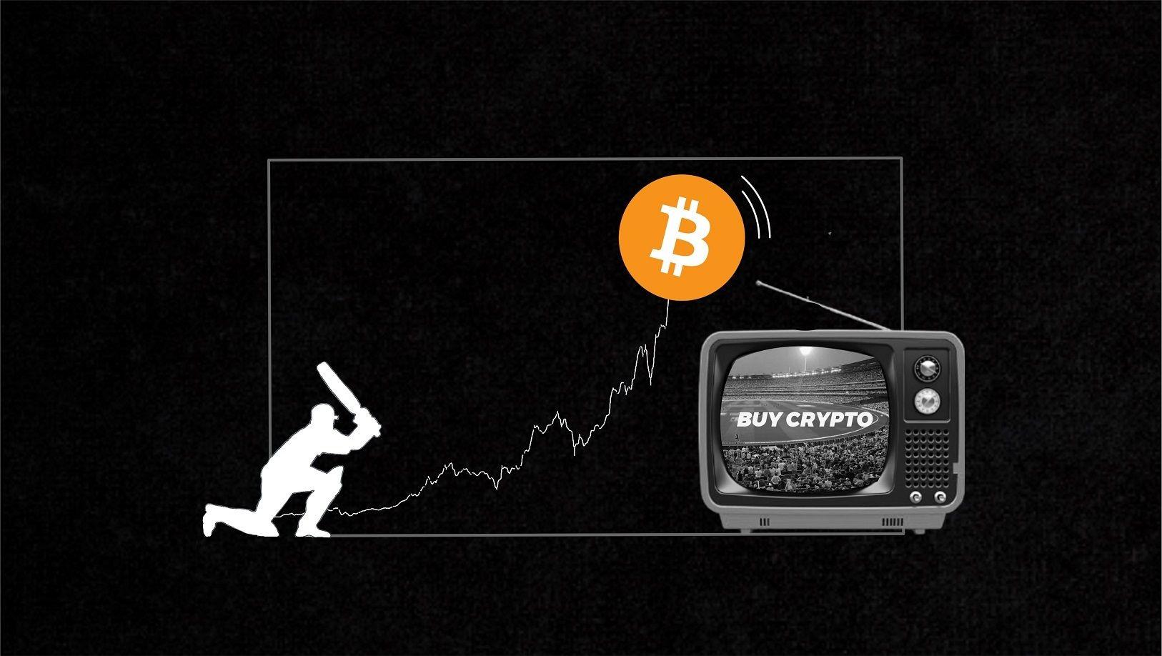 The wild wild west of crypto advertising